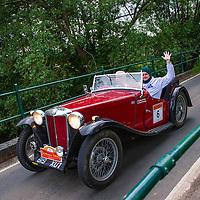 Car 6 Paul Crosby / Andy Pullan