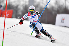 March 18th 2018 - Para Alpine Skiing - Slalom