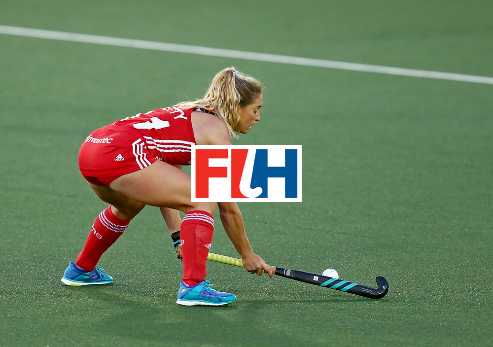 New Zealand, Auckland - 19/11/17  <br /> Sentinel Homes Women&rsquo;s Hockey World League Final<br /> Harbour Hockey Stadium<br /> Copyrigth: Worldsportpics, Rodrigo Jaramillo<br /> Match ID: 10298 - ARG vs ENG<br /> Photo: