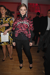 Actress EMILIA FOX at the Art Plus Drama party Held at the Whitechapel Art Gallery, London E1 on 8th March 2007. <br />