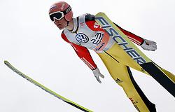 18.03.2012, Planica, Kranjska Gora, SLO, FIS Ski Sprung Weltcup, Einzel Skifliegen, im Bild Severin Freund (GER),  during the FIS Skijumping Worldcup Individual Flying Hill, at Planica, Kranjska Gora, Slovenia on 2012/03/18. EXPA © 2012, PhotoCredit: EXPA/ Oskar Hoeher.