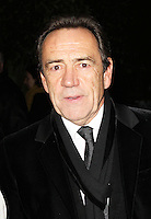 LONDON - DECEMBER 13: Robert Lindsay attended the English National Ballet Christmas Party at St Martins Lane Hotel, London, UK. December 13, 2012. (Photo by Richard Goldschmidt)