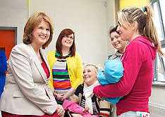 Joan Burton TD, Minister for Social Protection officially opened the Phibblestown Community Campus i