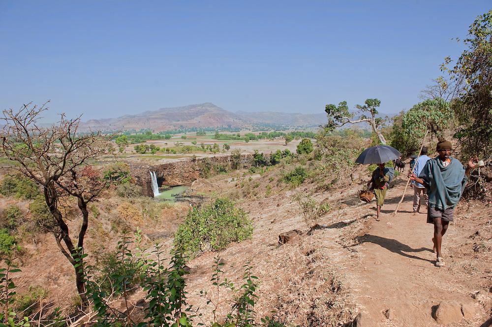Amara, ETH, Ethiopia, T'?s Isat, Tis Abay,Blue Nile Falls,Fall,Abbay, Tis Abay, Amara