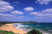 Kealia Beach, Kauai, Hawaii<br />