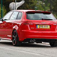 Audi RS 3 Sportback quattro, Launch Velden, Austria, June 2011