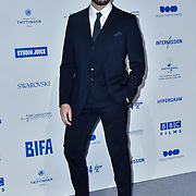 Sam Claflin attends the 22nd British Independent Film Awards at Old Billingsgate on December 01, 2019 in London, England.