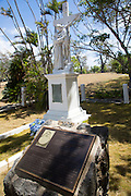 Mother Marianne Cope, gravesite, Kalaupapa Peninsula, Molokai, Hawaii