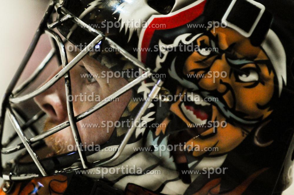 02.03.2010, Eisstadion Liebenau, Graz, AUT, EBEL, Graz 99ers vs KHL Medvescak Zagreb, im Bild Sebastien Charpentier, 38, Graz 99ers, EXPA Pictures © 2010, PhotoCredit: EXPA/ S. Zangrandog / SPORTIDA PHOTO AGENCY