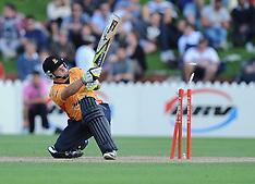 Wellington-Cricket, Twenty20, Firebirds v Knights