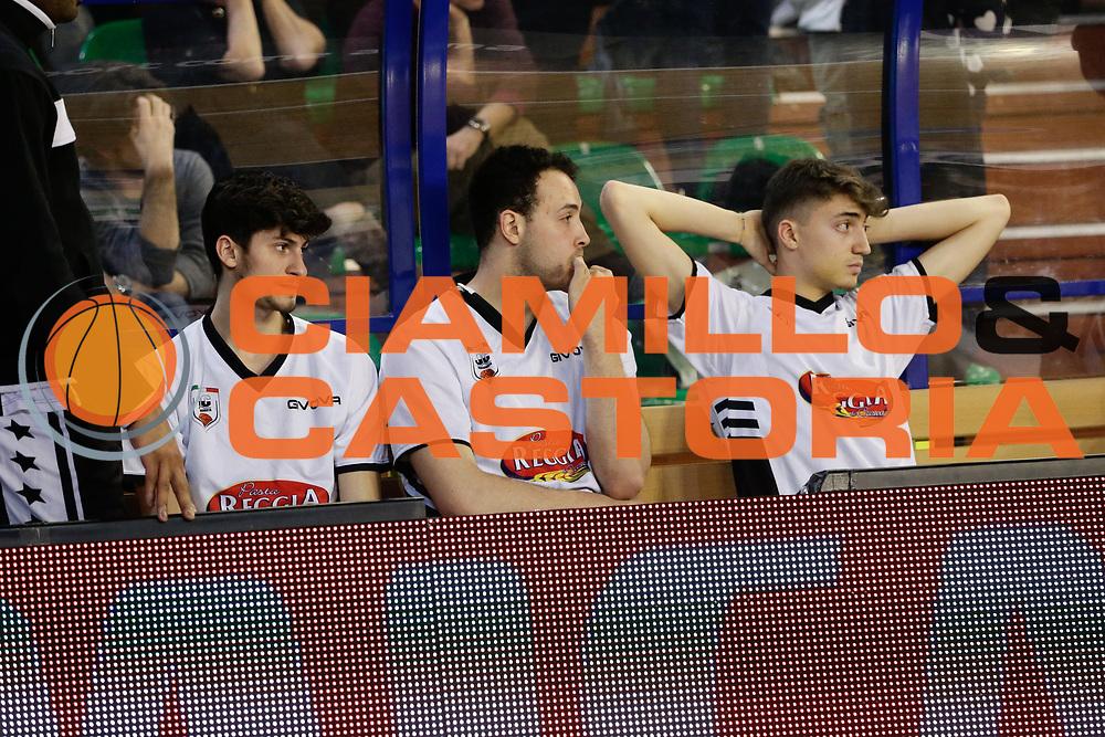 Panchina caserta<br /> Germani Basket Brescia Leonessa - Pasta Reggia Juve Caserta<br /> Lega Basket Serie A 2016/2017<br /> Montichiari, 02/04/2017<br /> Foto Ciamillo-Castoria / M. Brondi