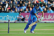 Cricket - England v India 5th ODI Cardiff