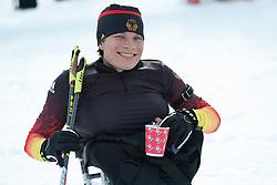 WICKER Anja, GER, Short Distance Biathlon, 2015 IPC Nordic and Biathlon World Cup Finals, Surnadal, Norway