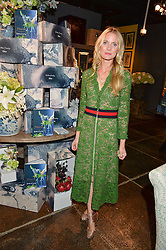 WILLOW CROSSLEY at a party to celebrate the publication of Flourish by Willow Crossley held at OKA, 155-167 Fulham Rd, London on 4th October 2016.