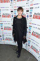 Annabel Scholey, WhatsOnStage Awards Nominations - launch party, Cafe De Paris, London UK, 06 December 2013, Photo by Raimondas Kazenas