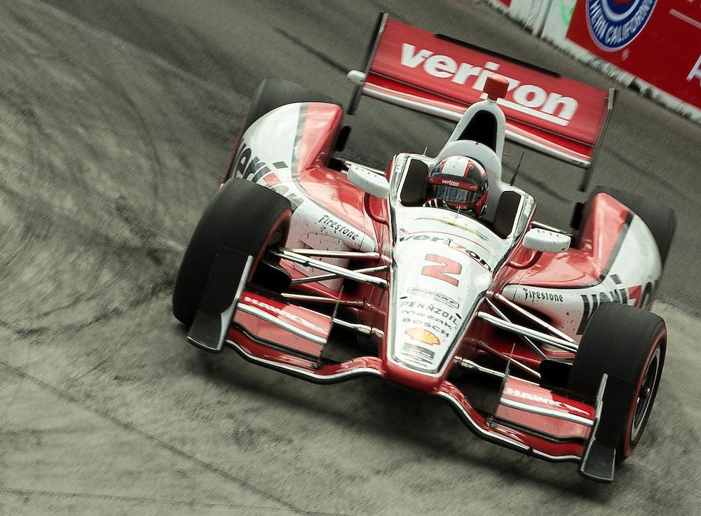Juan Pablo Montoya turn 11 LBGP 2014