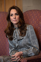January 15, 2020, Bradford, United Kingdom: Image licensed to i-Images Picture Agency. 15/01/2020. Bradford , United Kingdom. The Duke and Duchess of Cambridge  during a visit to the City Hall in Bradford, United Kingdom. (Credit Image: © i-Images via ZUMA Press)