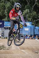 2018 UEC European Championships<br /> Sarrians, France<br /> Training<br /> #654 ESP