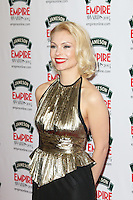 MyAnna Buring, Jameson Empire Film Awards, Grosvenor House Hotel, London UK, 30 March 2014, Photo by Richard Goldschmidt