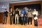 Banks Adrian0<br /> LBA AWORDS 2018/19<br /> Basket Serie A LBA 2018/2019<br /> Premiazioni Sala Buzzati - Rcs<br /> Milano 13 May 2019<br /> Foto Mattia Ozbot / Ciamillo-Castoria