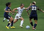 NCAA Women Soccer: Neuwmann at Notre Dame
