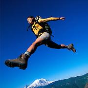 Pauline Hsieh - Mt. Rainer, WA