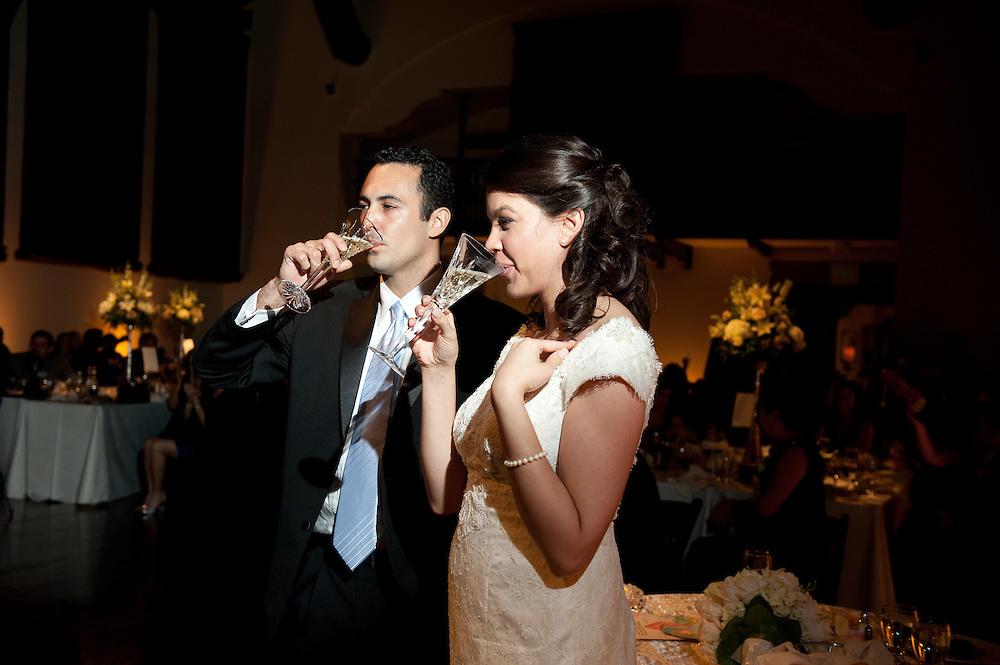 10/9/11 8:44:24 PM -- Zarines Negron and Abelardo Mendez III wedding Sunday, October 9, 2011. Photo©Mark Sobhani Photography