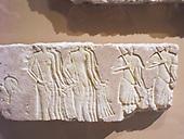Egypt, 18th Dynasty, Akhenaten, c. 1349-1336 BC; Nefertiti, c. 1370-1330 BC