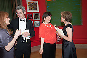 CATHERINE GOODMAN; BELINDA DIMBLEBY, Royal Academy of Arts Annual dinner. Piccadilly. London. 29 May 2012.