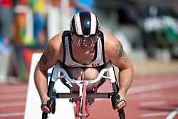 CASSIDY Josh, CAN, 800m, T54, 2013 IPC Athletics World Championships, Lyon, France
