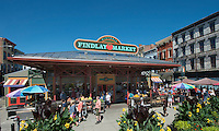 Findlay Market in Over the Rhine Cincinnati Ohio