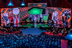 18-12-2019 NED: Sports gala NOC * NSF 2019, Amsterdam<br /> The traditional NOC NSF Sports Gala takes place in the AFAS in Amsterdam / Robben, van de Vaart, van Persie en Sneider show