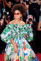 Venice, Italy, 31st August 2019, Zazie Beetz at the gala screening of the film Joker at the 76th Venice Film Festival, Sala Grande. Credit: Doreen Kennedy