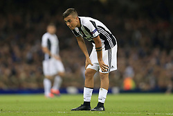 3rd June 2017 - UEFA Champions League Final - Juventus v Real Madrid - Paulo Dybala of Juventus looks dejected - Photo: Simon Stacpoole / Offside.