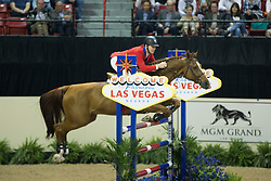 Ward Mclain, (USA), Rothchild<br /> Longines FEI World Cup™ Jumping Final II<br /> Las Vegas 2015<br />  © Hippo Foto - Dirk Caremans<br /> 18/04/15