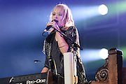 Photos of the band Metric performing live at Radio City Music Hall, NYC. September 23, 2012. Copyright © 2012 Matthew Eisman. All Rights Reserved.