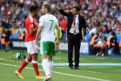 Wales Manager Chris Coleman  - Mandatory by-line: Joe Meredith/JMP - 25/06/2016 - FOOTBALL - Parc des Princes - Paris, France - Wales v Northern Ireland - UEFA European Championship Round of 16