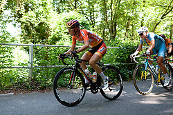 Amalie Dideriksen (Boels Dolmans) at Giro Rosa 2016 - Stage 6. A 118.6 km road race from Andora to Alassio, Italy on July 7th 2016.
