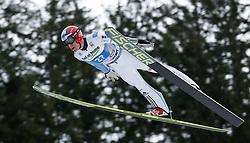 04.01.2014, Bergisel Schanze, Innsbruck, AUT, FIS Ski Sprung Weltcup, 62. Vierschanzentournee, Probesprung, im Bild Jan Matura (CZE) // Jan Matura of Czech Republic during Trial Jump of 62nd Four Hills Tournament of FIS Ski Jumping World Cup at the Bergisel Schanze, Innsbruck, Austria on 2014/01/04. EXPA Pictures © 2014, PhotoCredit: EXPA/ Peter Rinderer