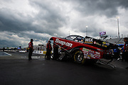 April 22-24, 2016: NHRA 4 Wide Nationals, Charlotte NC. Cruz Pedregon, Funny Car, Toyota