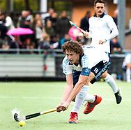 TILBURG - Jan Maarten Tacke (Tilburg)  . Hoofdklasse hockey competitie Tilburg-SCHC (4-2). COPYRIGHT KOEN SUYK