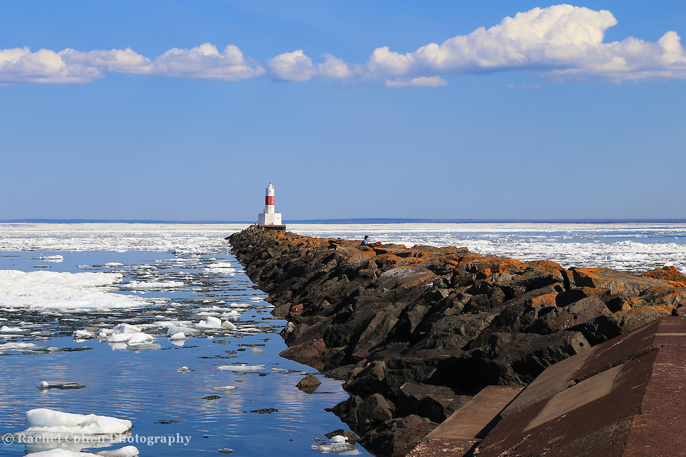 &quot;Presque Isle Harbor Light&quot;<br />