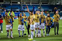 Fotball , 10 November 2019 , Eliteserien , Molde - Strømsgodset , Lunan Ruben Gabrielsen<br /> <br /> <br /> , Foto: Marius Simensen, Digitalsport