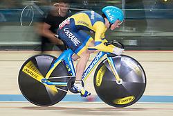 February 28, 2019 - Pruszkow, Poland - Olena Starikova (UKR) on day two of the UCI Track Cycling World Championships held in the BGZ BNP Paribas Velodrome Arena on February 28, 2019 in Pruszkow, Poland. (Credit Image: © Foto Olimpik/NurPhoto via ZUMA Press)