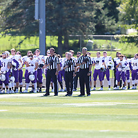 Football: Ripon College Red Hawks vs. Knox College Prairie Fire