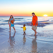 LaBelle Family Beach Photos