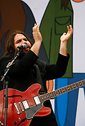 Magic Numbers, V Festival, 2006, Chelmsford