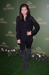 Imogen Thomas attends Tinkerbell and the Legend of the Neverbeast Gala Screening at Vue West End, Leicester Square  London on Sunday 7th December 2014