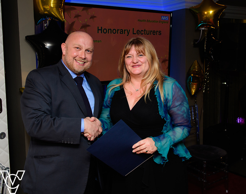 NHS Health Education England Excellence in Medical Education awards evening held at the Lincoln Hotel, Lincoln.<br /> <br /> Picture: Chris Vaughan Photography<br /> Date: March 30, 2017