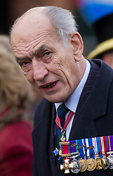 General Sir Mike Jackson attends the Home Coming Parade for 6 Battalion REME.  High Street, Hungerford, United Kingdom. Saturday, 8th February 2014. Picture by i-Images